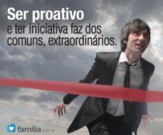 Familia.com.br | O que fazer para sair da zona de conforto #Serproativo