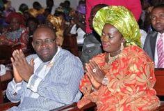 Faith Mindjos Blog: Bayelsa State Governor & Wife Welcome Quadruplets ...