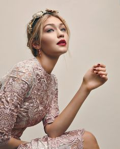 62ab67e2b6e4 Going for Baroque! 10 Unabashedly Decadent Accessories Fit for a Princess.  Gigi Et Bella HadidGigi Hadid StyleVogue ...