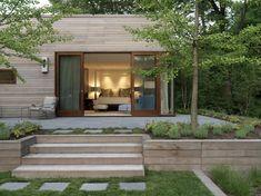 outdoor room #garden #landscape #modern #patio
