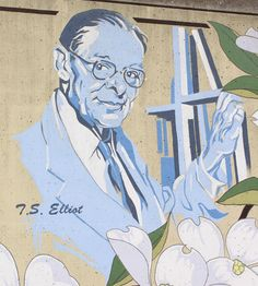 T.S. Elliot (1888-1965) is considered by some to be among the most influential authors in the early part of the 20th century. He won the 1948 Nobel Prize in Literature. His poems, The Waste Land and The Love Song of J. Alfred Prufrock, are studied by thousands of students annually. One of his poems inspired the Broadway hit Cats. -Old Town Cape