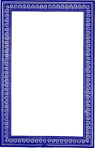 For some reason it begged me to be dark navy blue, so I made it that way. Boarders And Frames, Borders Free, Scrapbook Frames, Quilt Labels, Borders For Paper, Frame Clipart, Landscape Wallpaper, Paper Frames, Border Design