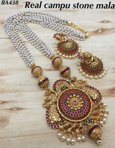 Temple jewellery available at AnkhJewels for booking Gold Jewellery Design, Jewelery, Silver Jewelry, Diy Jewellery, Jewellery Making, Pearl Jewelry, Pendant Jewelry, Silver Ring, Silver Earrings