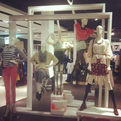 Topshop store display (originally taken by victoria1608 with Instagram)