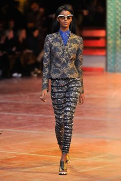 Kenzo FALL/WINTER 2013 COLLECTION Collection - Kenzo Collections