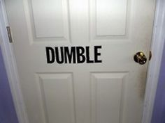"The ONLY door that matters: | 26 Pictures Only ""Harry Potter"" Fans Will Think Are Funny"