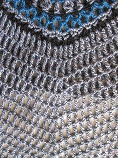 VMSomⒶ KOPPA: omAn pään näköinen Crochet Motif, Crochet Patterns, Eye Circles, Rugs, My Style, How To Wear, Accessories, Hippy, Tutorials