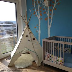 Oh Junge!: Tipi Oh Junge!: Tipi The post Oh Junge!: Tipi appeared first on Kinderzimmer ideen. Trendy Furniture, Log Furniture, Baby Room Colors, Baby Zimmer, Nursery Twins, Colorful Pillows, Kids Room Design, Happy Kids, Kids Decor
