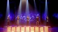 One Direction sing The Way You Look Tonight - The X Factor Live show 6 (Full Version), via YouTube.
