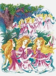 Elena Boariu - Craiasa de borangic Princess Zelda, Fantasy, Photo And Video, Illustration, Fictional Characters, Art, Art Background, Imagination, Illustrations