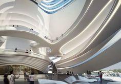 real Futuristic Architecture
