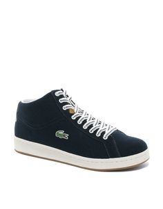 Lacoste Bryont Mid-Top Sneakers
