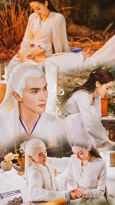 Film Music Books, Music Tv, Eternal Love Drama, Peach Blossoms, Drama Movies, Chinese Art, Asian Art, Tv Series, Illustration Art