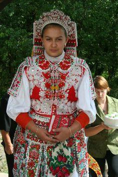 Kalotaszeg - Erdély - Hungarian folk kostumes