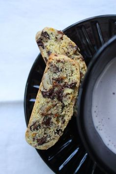 Chocolate Orange Biscotti - so good that I'm making them for a Pampered Chef party this weekend!