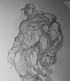 Dope Cartoons, Dope Cartoon Art, Art Reference Poses, Drawing Reference, Character Drawing, Character Design, Gym Frases, How To Draw Muscles, Bodybuilding Pictures