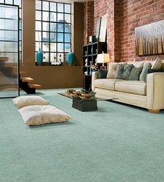 Editor's Picks: Gorgeous Green Carpets: 15 Eco-Friendly Rugs and Carpets for Any Room in Your Home