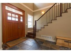 Find new properties and homes for sale in Victoria BC. Victoria Homes news and market trends. View photos and listing details of top realtors Victoria, BC Bc Home, Nature's Gate, Bear Mountain, New Property, View Photos, Stairs, Home Decor, Ladders, Homemade Home Decor