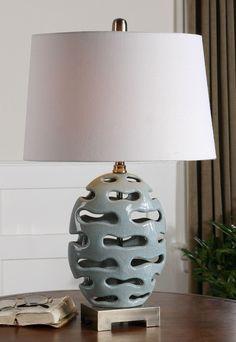 Uttermost Turkana Table Lamp//