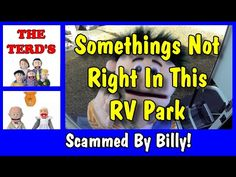 Billy Terd Scams A RV Park |The Terd Family #puppets #theterds #humor