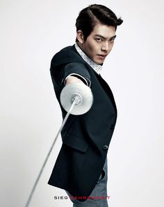 More Of Kim Woo Bin For SIEG FAHRENHEIT's S/S 2015 Ad Campaign | Couch Kimchi
