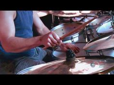 Time Warp - Drums -- Mike Mangini playing around