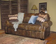 Emerson Leather Rustic Pub Table Marshfield Furniture Beautiful Sofas