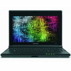 Toshiba NB505-N508TQ 10.1-Inch Netbook (Turquoise) by Toshiba. $299.00. Amazon.com                 Toshiba Mini NB505: Stylish, Highly Portable Netbook Perfect for your everyday computing needs when you're on the go, the Toshiba Mini NB505-N508TQ is one of the thinnest netbooks on the market--just 1.4 inches thin (without extended feet). And it weighs less than 3 pounds, so it's easy to carry in your backpack, purse, book bag, and more.   With over 8 hours of battery lif...