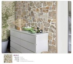Emilda Wpa | The Stone Effect Wallpaper