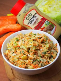 Gotuję z prostych, powszechnie dostępnych produktów:) Zapraszam do mojej kuchni! Fried Rice, Macaroni And Cheese, Fries, Food And Drink, Salad, Ethnic Recipes, Mac And Cheese, Salads, Stir Fry Rice