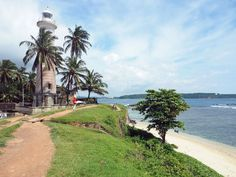 A Guide to Charming, Colonial Galle - The Aussie Flashpacker Galle Fort Hotel, Sri Lanka Honeymoon, Small Luxury Hotels, Cute Cafe, Historic Properties, Old City, Beautiful Architecture, Great Places, Lighthouse