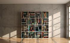 Creative Bookshelf Designs | Just Imagine – Daily Dose of Creativity Read Your Book Case