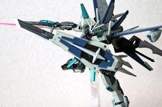 GUNDAM GUY: HG 1/144 Rean Force Impulse Gundam - Customized Build