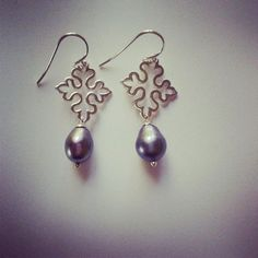 DVKirkland's - Sterling Silver Gothic Earrings, $85.00 (http://www.dvkirklands.com/sterling-silver-gothic-earrings/)