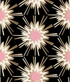designer wallpaper black gold pink cream wallpaper fabric powder room new trend art nouveau top fresh design similar to spark zoffany thistle rug vivienne westwood kelly wearstler style