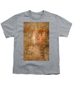 Youth T-Shirt - Abstract 1384