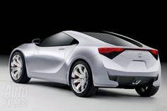 New Toyota Celica.....Drool!!! :)