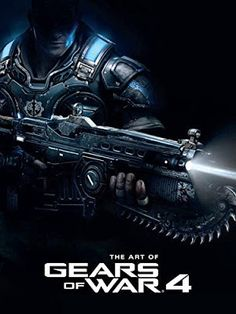 Todo Gears of War: Libro de arte Gears of War 4