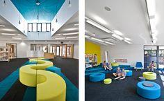 libreria circulo sillones muta Library Spaces