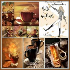 Color Trends, Scrapbooks, Collages, Decoupage, Coffee, Canvas, Fall, November Born, Pictures