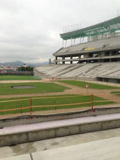 KwangJoo New Ball Park of KIA TIGERS