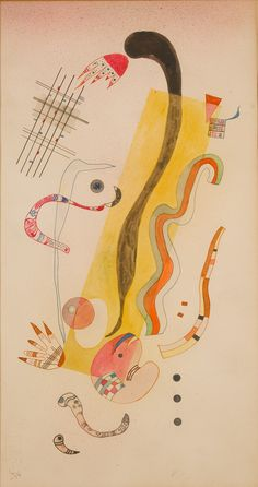 Image result for repetition artist wassily kandinsky