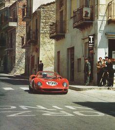 Lorenzo Bandini - Nino Vaccarella, Ferrari 275 P2 (Collesano, Targa Florio 1965)