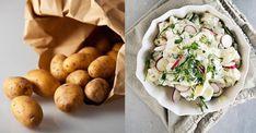 Potatissallad med timjan och dijon Potato Salad, Land, Ethnic Recipes