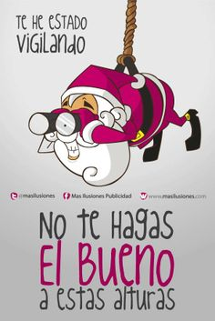 Nos han pillado! Christmas Quotes, Christmas And New Year, Christmas Humor, Christmas Time, Merry Christmas, Tuesday Humor, Mr Wonderful, Nouvel An, Spanish Quotes