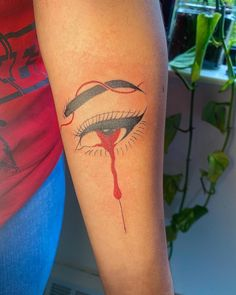 Hand Tattoos For Girls, Dope Tattoos For Women, Black Girls With Tattoos, Badass Tattoos, Small Girly Tattoos, Girl Neck Tattoos, Cute Hand Tattoos, Red Ink Tattoos, Mini Tattoos