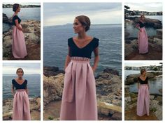 Wedding outfit by Lorena Look completo/Total look by Esther Garcia