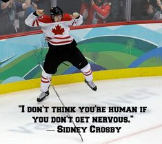 Famous Olympic Quotes To Get Inspired About The Games -- Sidney Crosby #Olympics