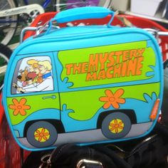 Super cool lunch box
