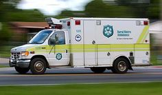 One of Rural/Metro's Many Ambulances Based out of the Town of Cobleskill, NY (Schoharie County)